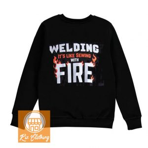 amazon welding Sewing with Fire switer