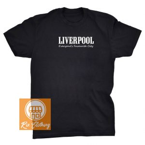 Liverpool T Shirt For Women's or Men's